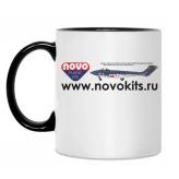 Кружка NOVO - Купить на Printdirect.ru